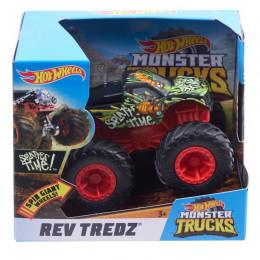Hot Wheels – Monster Trucks Rev Tredz - Splatter Time - FYJ74