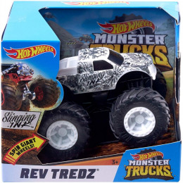 Hot Wheels – Monster Trucks Rev Tredz - Sliging Ink - FYJ75
