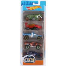 Hot Wheels City - Pięciopak samochodzików – FYL25