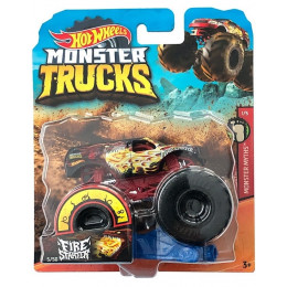 Hot Wheels - Fire Starter - Monster Trucks FYJ44 GBT41