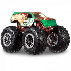 Hot Wheels – Monster Trucks Smash Squatch – GBT49