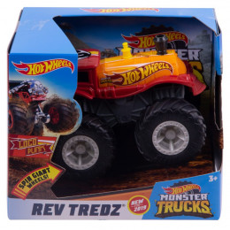 Hot Wheels – Monster Trucks Rev Tredz - Loco Punk - GBV09
