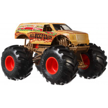 Hot Wheels - All beefed up - Monster Truck 1:24 - GBV41