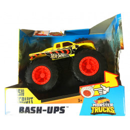 Hot Wheels – Monster Trucks Bash-Ups – Crash Recruit – GDR87