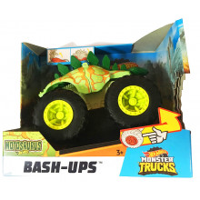 Hot Wheels – Monster Trucks Bash-Ups - Motosaurus – GDR88