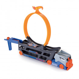 Hot Wheels - Ciężarówka z pętlą - GCK38