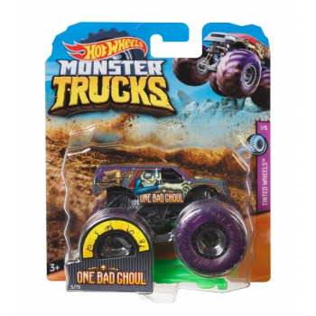 Hot Wheels – Monster Trucks One Bad Ghoul – GJD93