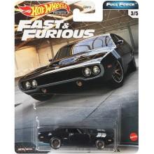 Hot Wheels – Fast & Furious – '71 Plymouth GTX –  GBW75 GJR42