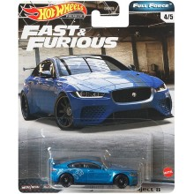 Hot Wheels – Fast & Furious – Jaguar XE SV Project 8 – GBW75 GJR74