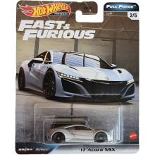 Hot Wheels – Fast & Furious – '17 Acura NSX – GBW75 GJR75