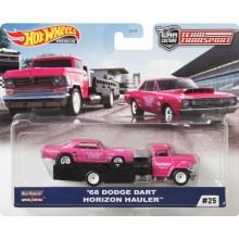 Hot Wheels – Car Culture – Dodge Dart Horizon Hauler GJT39