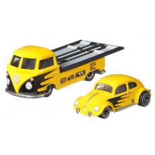 Hot Wheels - Car Culture – Volkswagen Garbus + laweta – GJT42