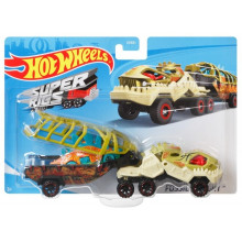Hot Wheels - Ciężarówka Fossil Freight - GKC25