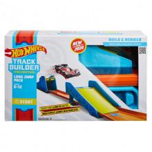 Hot Wheels Track Builder - Zestaw do rozbudowy - Długi skok - GLC89