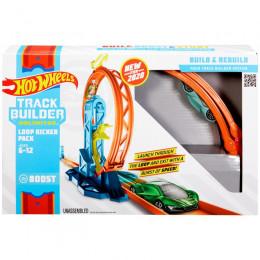 Hot Wheels Track Builder - Zestaw Pętla z przyśpieszeniem - GLC90