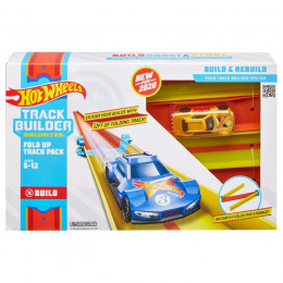 Hot Wheels Track Builder - Składany tor - GLC91