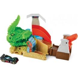 Hot Wheels – City vs. Toxic Creatures – Atak aligatora GTT69