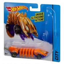 Hot Wheels BBY80 Mutant Scorpedo Pomarańczowy