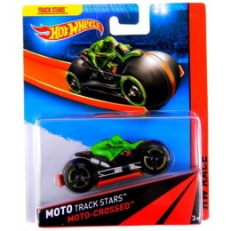 Motor Hot Wheels Moto-Crossed