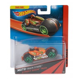 Motor Hot Wheels Street Show Moto