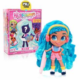 Hairdorables - Seria 2 - Lalka niespodzianka z akcesoriami - 23613
