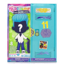 Hairdorables – Lalka chłopiec HairDUDEables - seria 3 - 23855