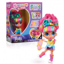 Hairdorables – Trolls World Tour – Laleczka z akcesoriami 65340