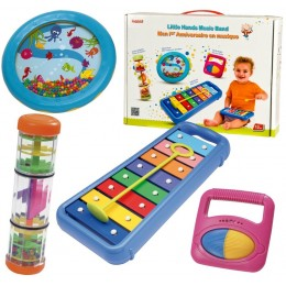 Halilit MS4000 Zestaw zabawek muzycznych - dziecięca kapela