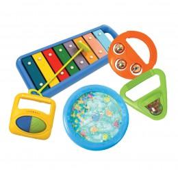 Halilit MS4001 Zestaw zabawek muzycznych - dziecięca orkiestra