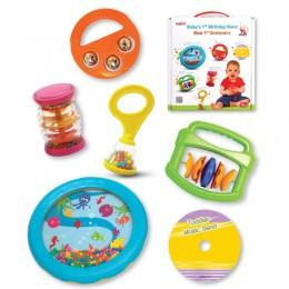 Halilit MS9008 Zabawki muzyczne - zestaw urodzinowy
