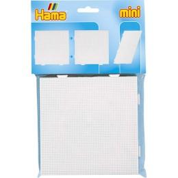 Koraliki Hama MINI Podkładka 5201 2 sztuki 14 cm