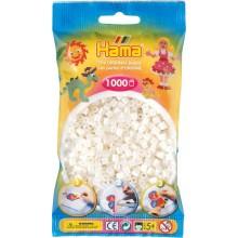 Koraliki Hama MIDI 1000 Koralików 207-64 Kolor Perłowy