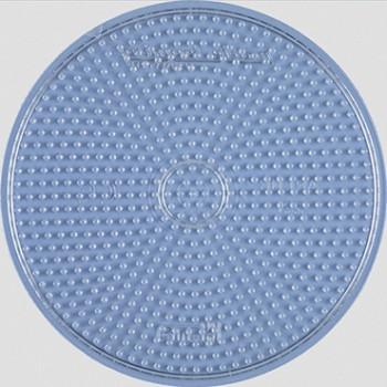 Koraliki HAMA MIDI Podkładka 221TR Okrągła Transparentna