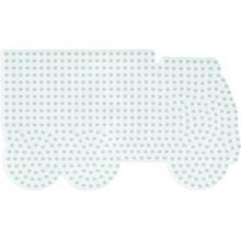 Koraliki Hama Midi - Podkładka Ciężarówka 314
