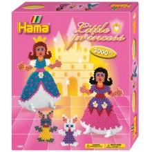 Koraliki Hama 3230 MIDI 3000 Koralików Księżniczki