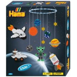 Koraliki Hama 3231 MIDI 2500 Koralików Kosmos