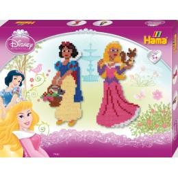 7940 Koraliki HAMA MIDI 4000 sztuk Księżniczki Disney