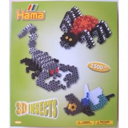 HAMA MIDI Kreacje 3D Owady 3239