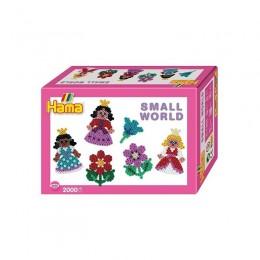 HAMA MIDI Pudełko Księżniczki i Kwiaty 3505