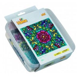 HAMA MINI Zestaw w pudełku Kwiaty 5402