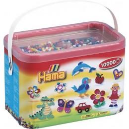 Koraliki Hama 20200 MIDI 10.000 Koralików w Pudełku
