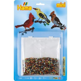 Koraliki Hama 5603 MINI 5000 Koralików Ptaki