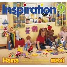 Koraliki Hama MAXI 39909 Inspiracje 9 Książeczka