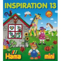 Koraliki Hama MINI 39913 Inspiracje 13 Książeczka