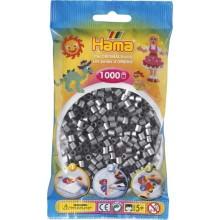 Koraliki Hama MIDI 1000 Koralików 207-62 Kolor Srebrny