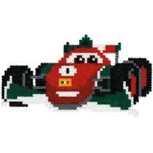 Koraliki Hama 7938 MIDI 4000 Cars Zygzak McQueen