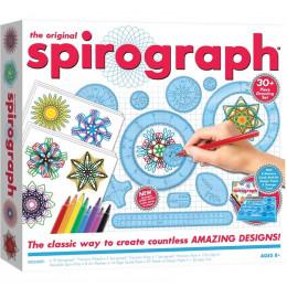 Hasbro - Spirograf - Zestaw artystyczny do projektowania 04111