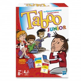 Hasbro - Gra Taboo Junior - wersja polska 14334
