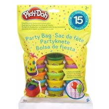 Ciastolina Play-Doh 18367 – Zestaw Party Bag 15 tubek
