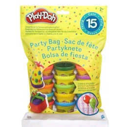 Ciastolina Play-Doh 18367 – Zestaw Party Bag 15 tubek